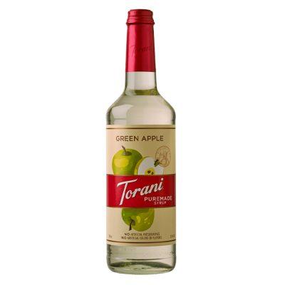 Torani-Puremade-Green-Apple--Syrup
