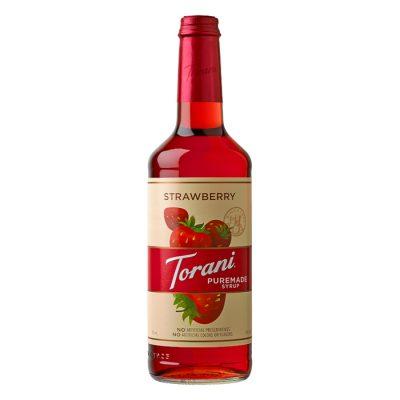 Torani-Puremade-Strawberry-Syrup